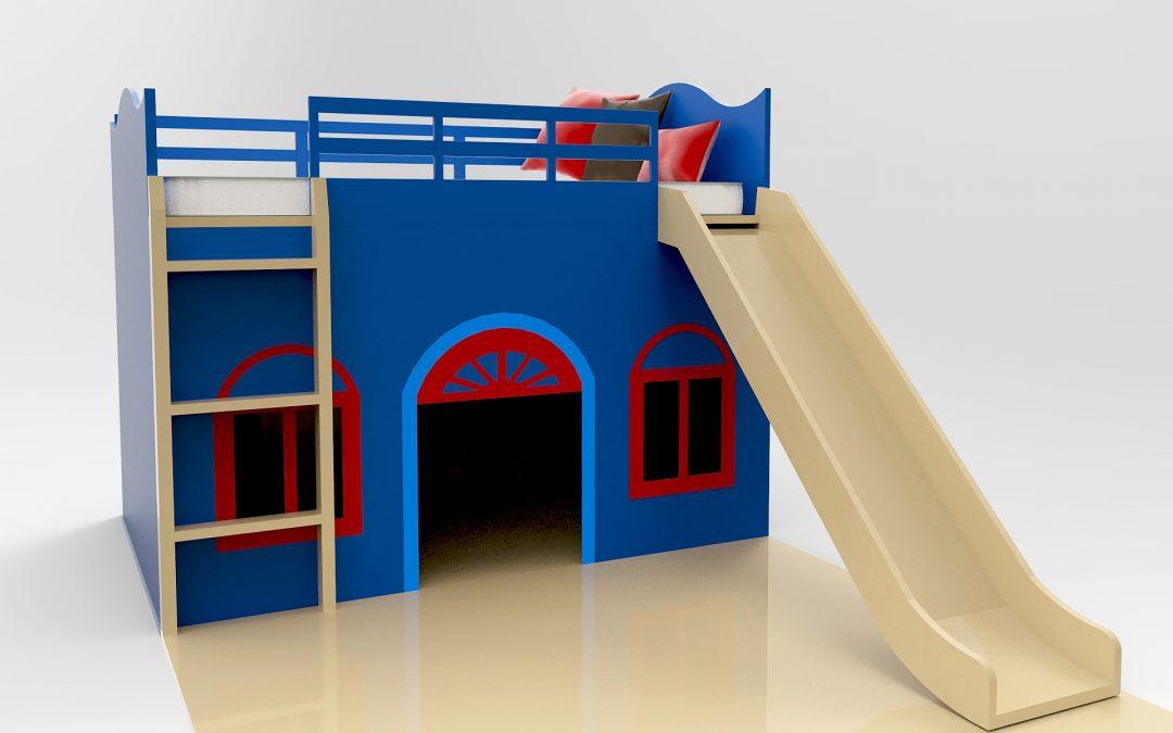 Créer de la décoration pour une chambre d'enfant