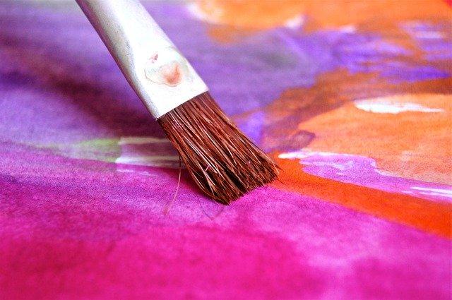 Nouvelle tendance en matière de décoration : la peinture photochromique
